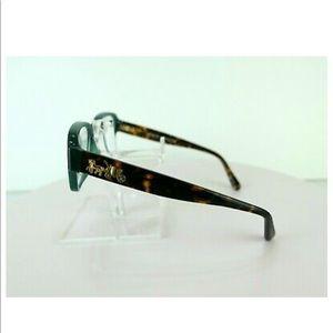 Coach eyeglass